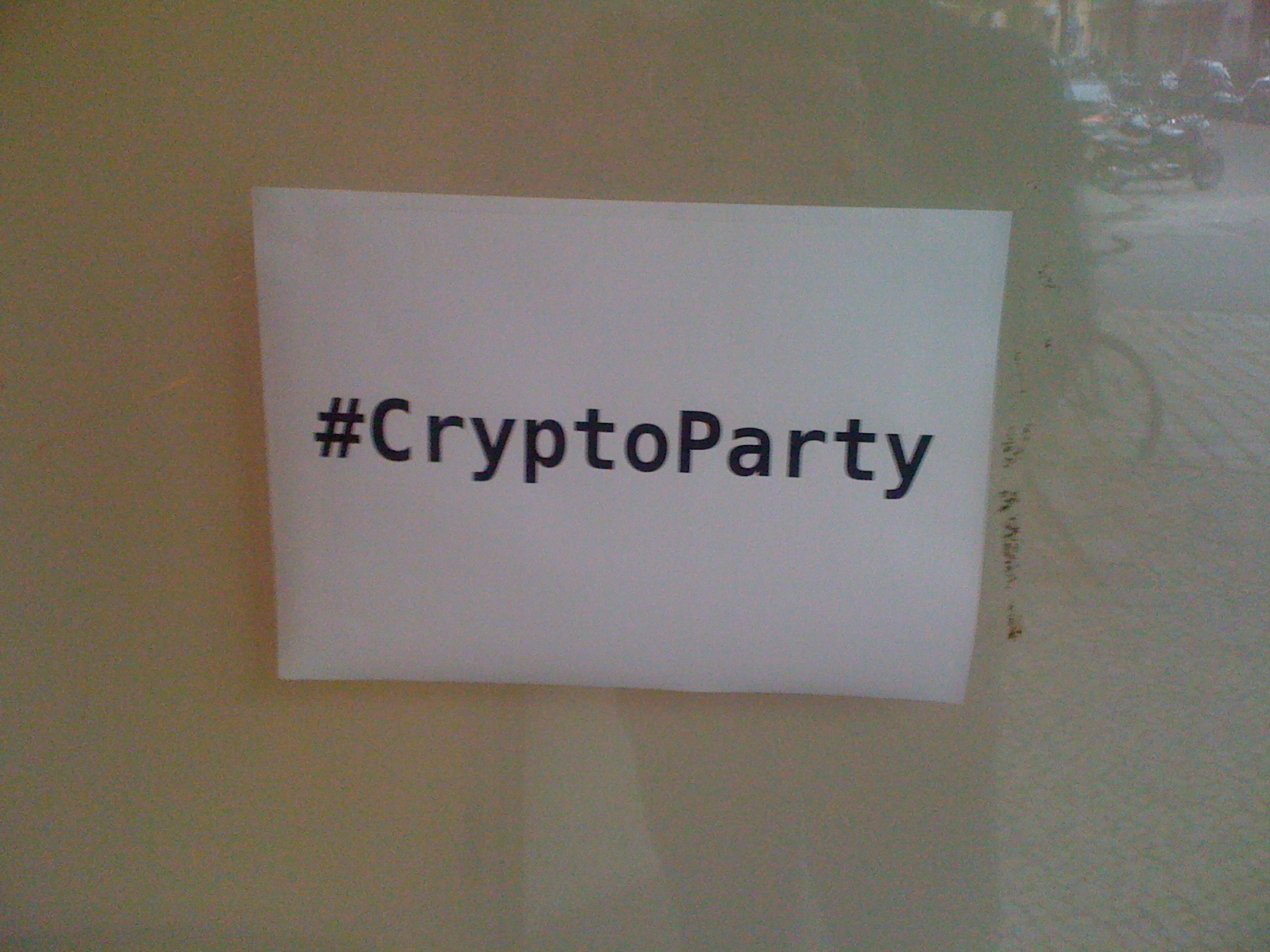 #CryptoParty Berlin